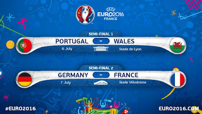 semifinales euro 2016