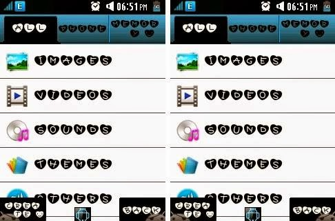 Themes download for corby 2.