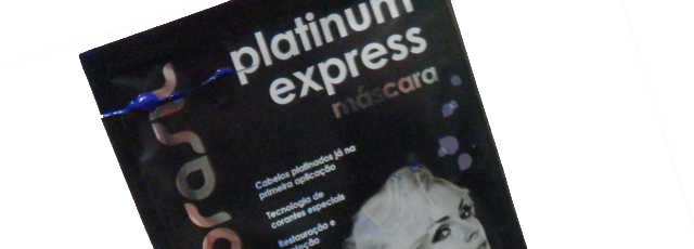 [vídeo] Review: Máscara Platinum Express da Tratta Brasil