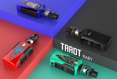 Vaporesso Tarot Baby 85W TC Kit Reviews