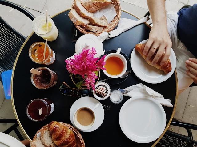 Petit Paris Sołacz-pomysł na śniadanie z dzieckiem