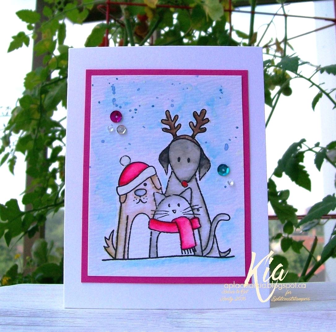 furry christmas - Christmas Furry