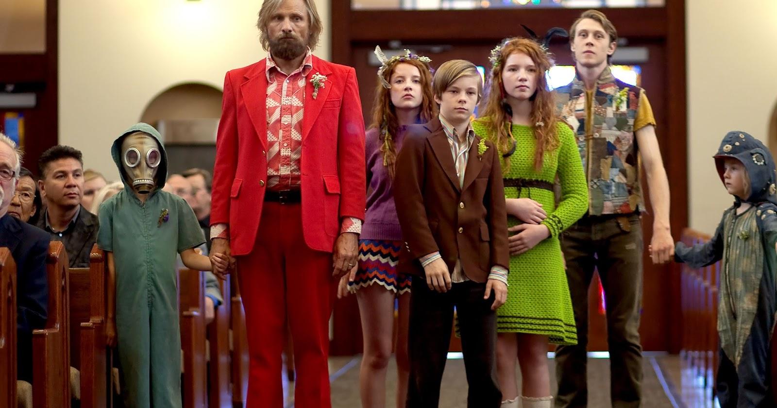 """Veja Viggo Mortensen no trailer do drama """"Capitão Fantástico"""", de Matt Ross"""