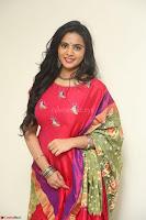 Manasa in Pink Salwar At Fashion Designer Son of Ladies Tailor Press Meet Pics ~  Exclusive 74.JPG