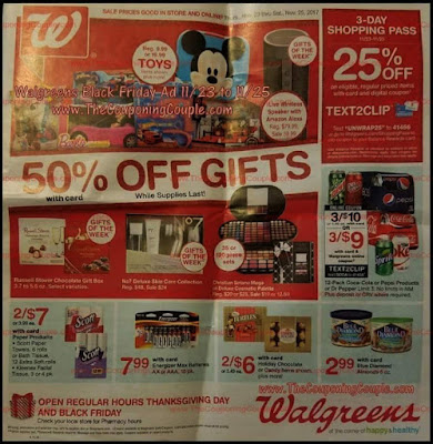 Walgreens Black Friday 2017 Ad