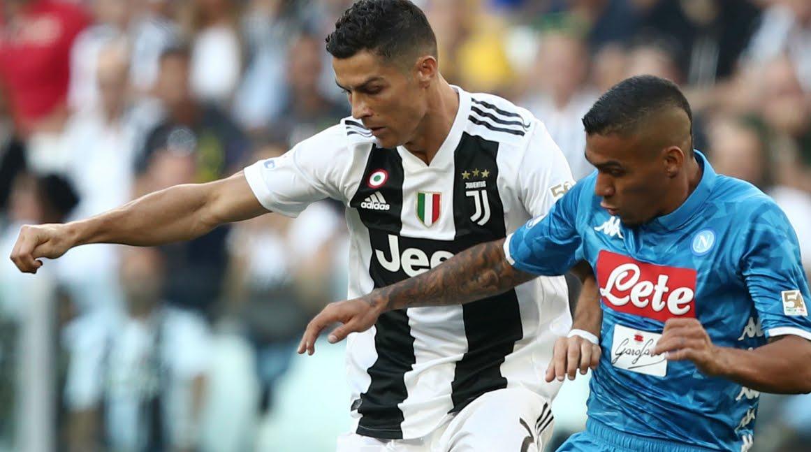 Diretta Napoli Juventus Streaming Rojadirecta canale internet diretta tv formazioni.
