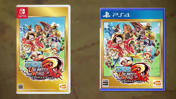 One Piece: Unlimited World Red Deluxe se confirma en occidente