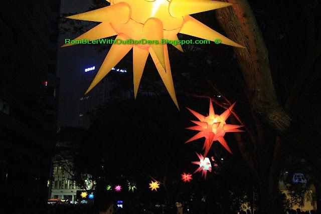 Lanterns, Singapore Night festival, Singapore National Museum, Singapore