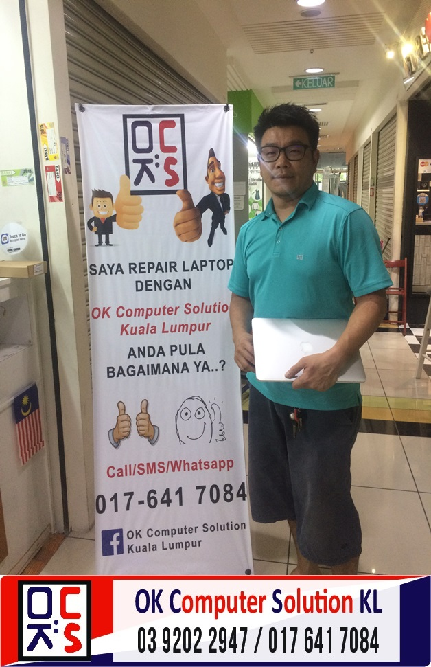 [SOLVED] SERVIS MACBOOK PRO RETINA A1500 | REPAIR MACBOOK CHERAS 8