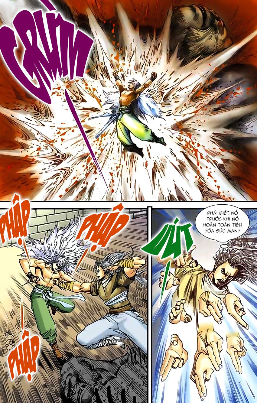 Bạch Phát Quỷ chap 7 - Trang 29