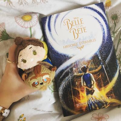 La Belle et La Bête- Histoire éternelle de Jennifer Donnelly Coin des licornes Blog littéraire Toulouse