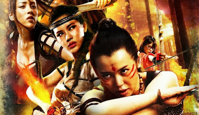 Chiến Binh Nữ Hổ – Angel Warriors (2013)