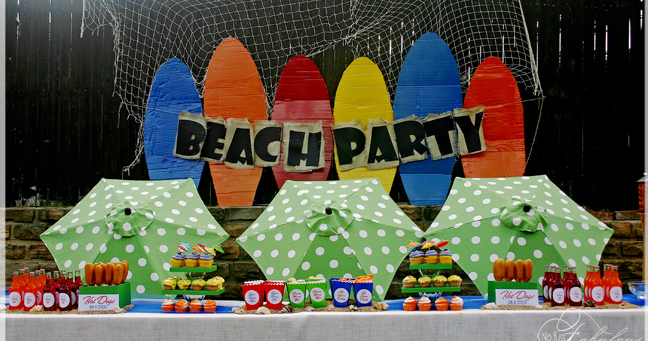 Party Frosting Pool Or Beach Party Ideas And Inspiration