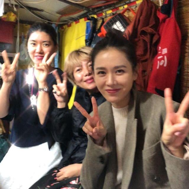 """Chỉ là ảnh đời thường thôi, """"chị đẹp"""" Son Ye Jin cũng làm say lòng người như thế này  - Ảnh 6."""