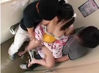Bokep 3GP Video Pemerkosaan Gadis Yukata Di Dalam Toilet