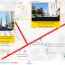 Ruas no entorno da Catedral Diocesana estarão interditadas na manhã deste sábado (17)