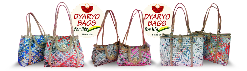 Dyaryo Bags: Unique Gifts for Ladies - Moms, Girls, Girlfriends, Sisters!