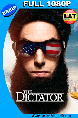 El Dictador (2012) Latino FULL HD 1080P ()