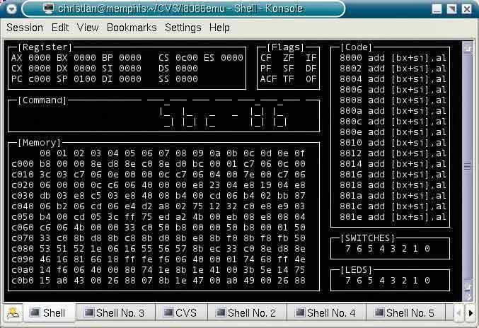 Top 5 8086 emulator for Windows Linux Mac | CueHow