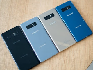 Fitur Handal Galaxy Note 8,
