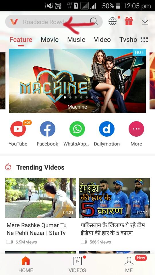 Vidmate Se Video App Music Movie Or Tvshows Ko Download Kaise Karte Hai Jane Hindi Me Help