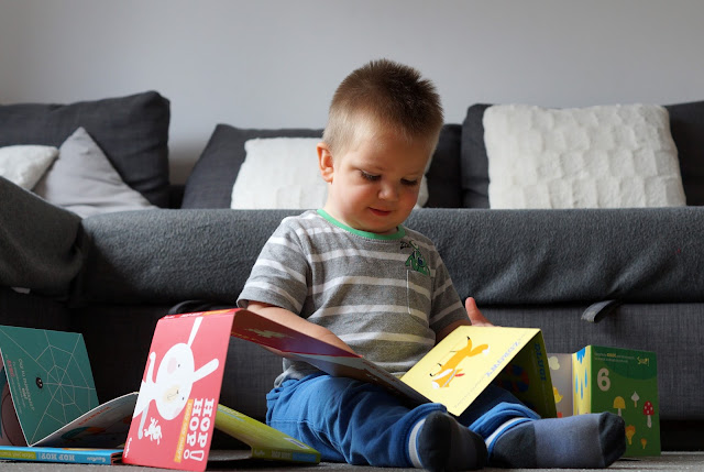 Hop Hop- książeczki edukacyjne dla maluszków