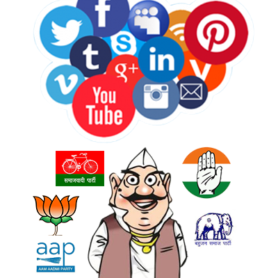 Social Media In Indian Politics