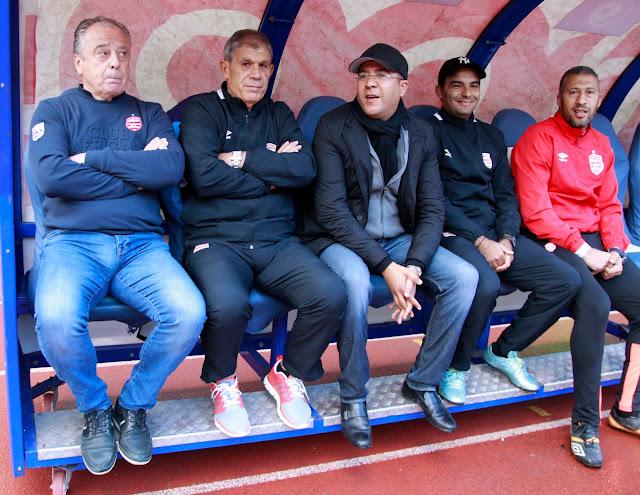 برتران مارشان يكشف هوية اللاعبين المسؤولين عن فضيحة مازمبي و يوضح حقيقة عودته لتدريب النادي الافريقي التونسي