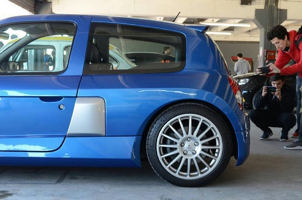 Renault Clio V6 Phase 2 Argentina