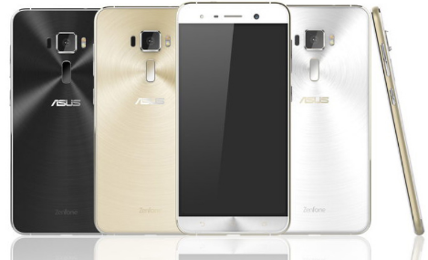 Asus 'ZenFone 3' smartphone to be launched in Taiwan with 23 MP Camera