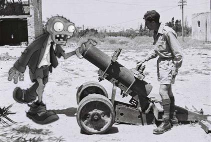 Best Zombie Gun