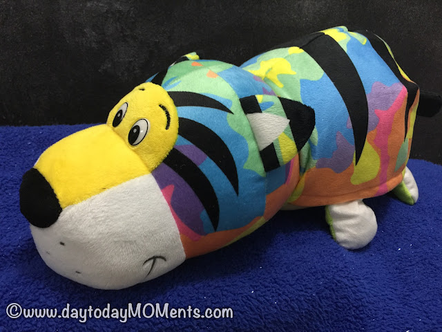 rainbow tiger toy