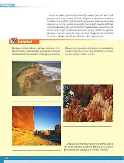 Apoyo Primaria Geografía 5to. Grado Bloque II Lección 1 Entre valles, llanuras y montañas