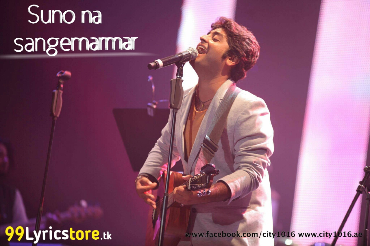 Arijit Singh Romantic song lyrics, Youngistaan Song Lyrics