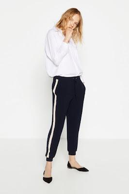 artis Aktif dengan Celana Jogging Trouser atau Sweatpant