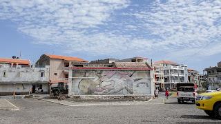 Cape Verde has many grey houses