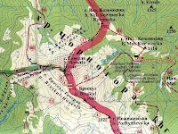Топографические карты скачать бесплатно - Восточные Карпаты