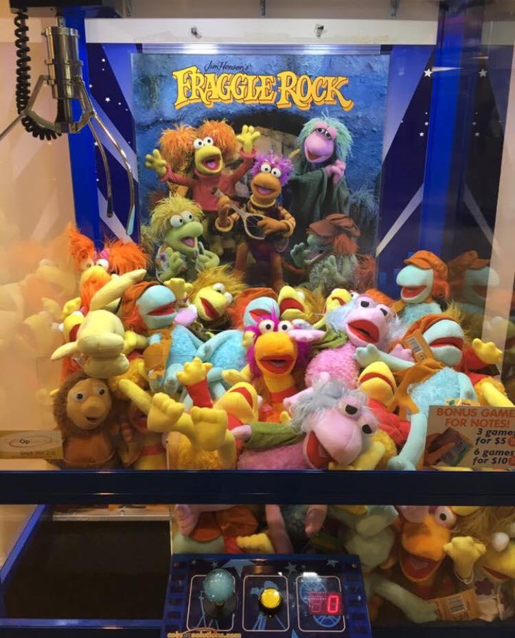 Muppet Stuff: Grab A Fraggle (Down Under)!