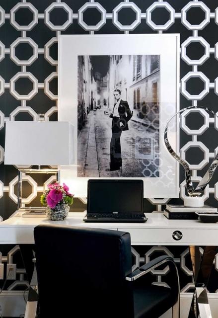 decorar escritório feminino