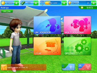 image001 Let's Golf! 3 chega com os cenários mais inusitados