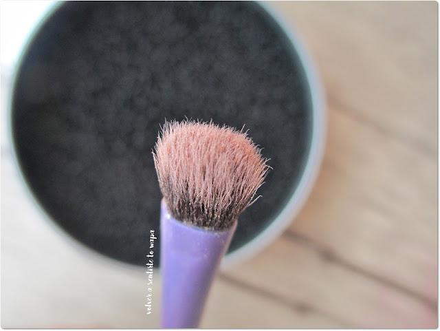 Limpiador de brochas en seco o Esponja Limpiabrochas