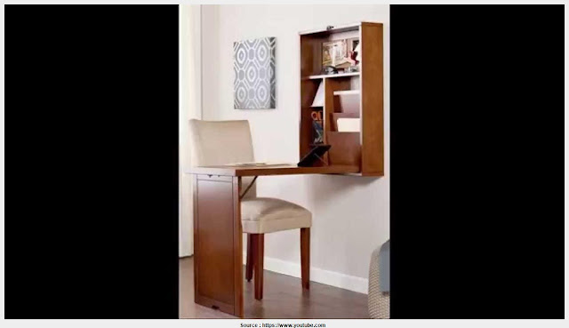 Beautiful Wall Mounted Folding Table Pictures