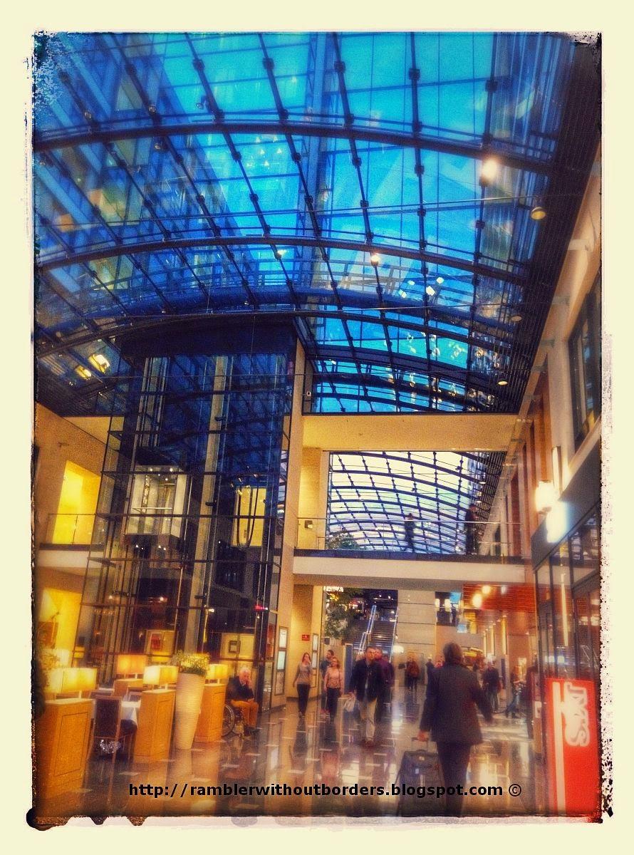 Maritim Hotel, Dusseldorf, Germany