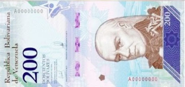 Bolívar, la historia detrás de los billetes que terminaron regalados en los buses