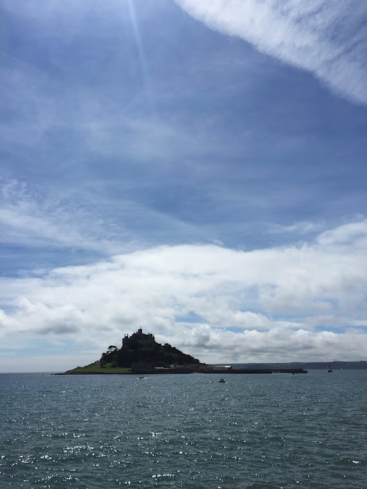 St Michael's Mount and The Minack Theatre | Cornwall