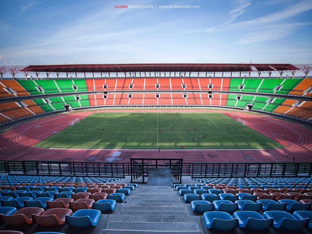 20 stadion terbesar di inggris