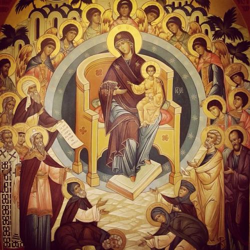 Theotokos Site Dance Christien)
