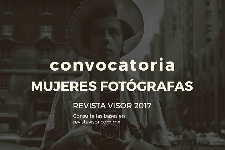 Convocatoria Mujeres Fotógrafas en Latinoamérica