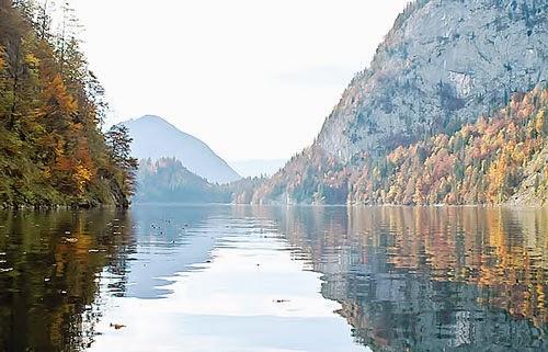 Hồ Toplitz ở Áo - Nơi tồn tại những lời đồn về khó báu của phát xít Đức