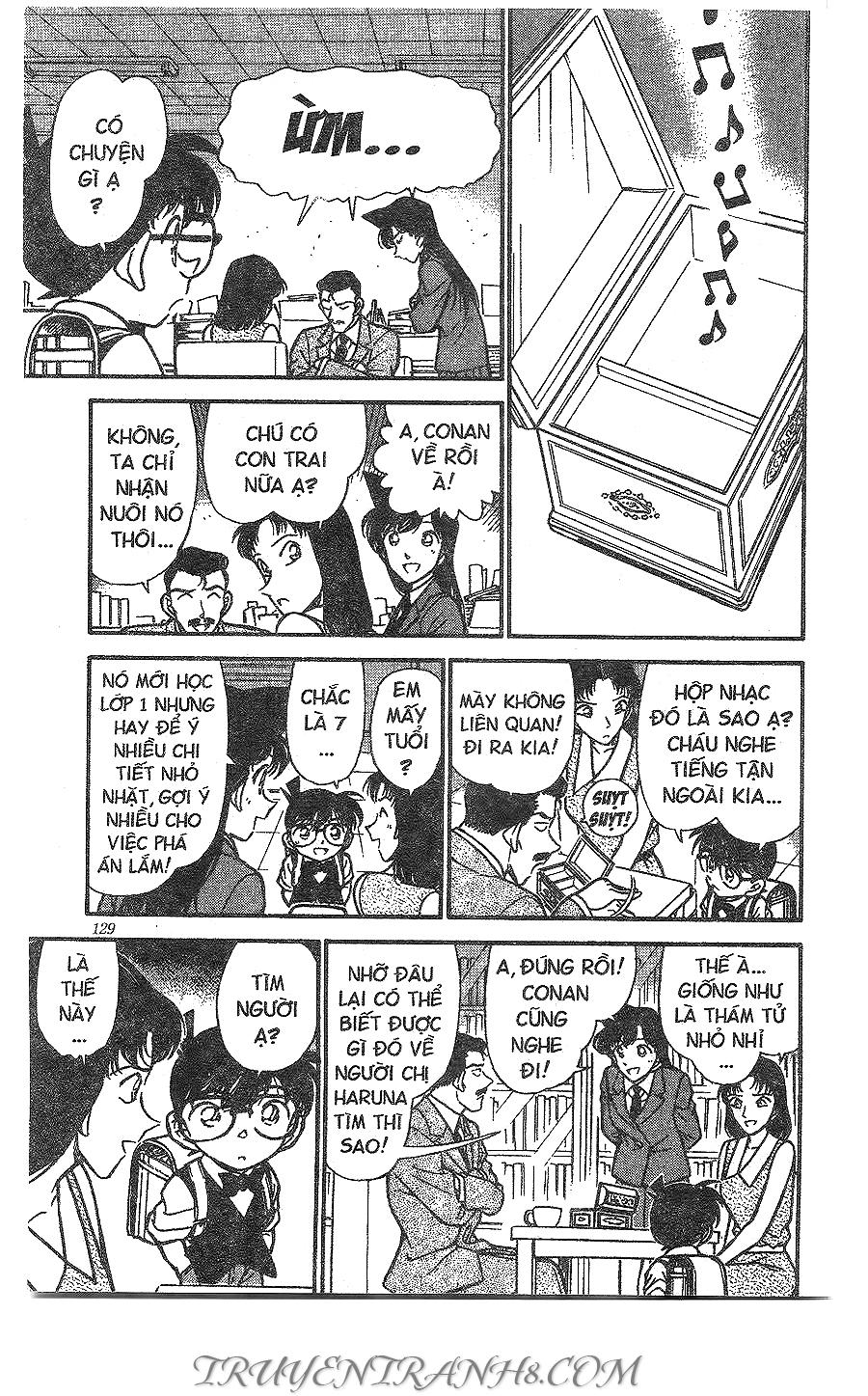 Detective Conan Chap 261 - Truyen.Chap.VN